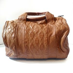 Alexander Wang Quilted Rocco Bag Brown